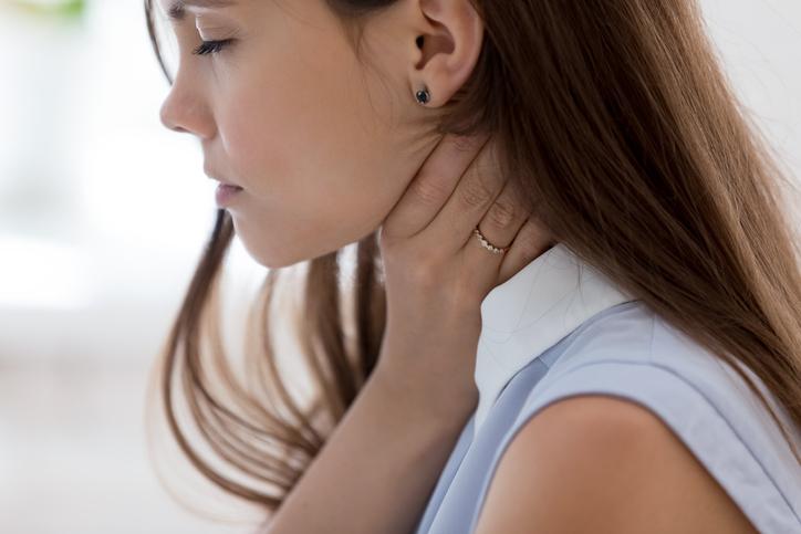 喉のつっかかり・呑み込みにくい・違和感が起こった原因は?
