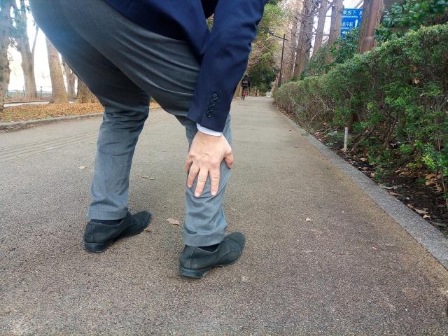 急に動いて足が痛い…もしかしたら肉離れかもしれませんよ?